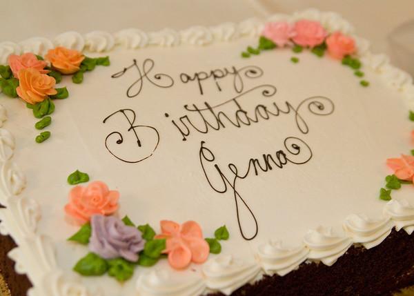 Genna's 16th